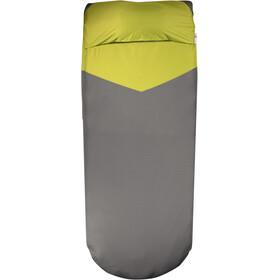 Klymit V Sheet Luxe, grå/gul